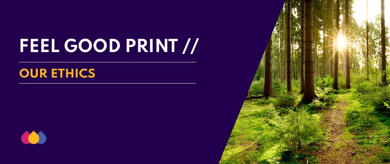 Feel Good Print - Our Ethics